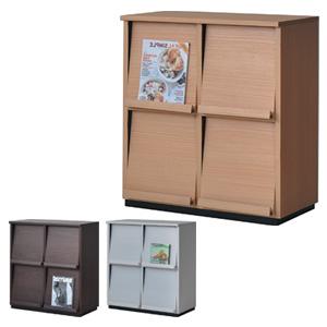 Wal-fit cabinet style WF-8080DP(ウォルフィット キャビネットスタイル 2段2列) 【送料無料】(組み合わせ家具 日本製 国産 タカシン家具工業)【 10P27May16 】