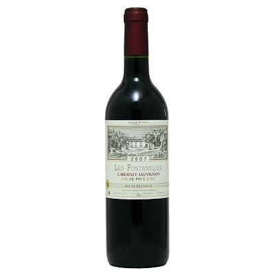 【ラッキーシール対応】お歳暮 ギフト VdP(ペイドック) カベルネ・ソーヴィニヨン  フォンタネール 赤 750ml 12本 フランス ラングドック・ルーション 赤ワイン コンビニ受取対応商品 ヴィンテージ管理しておりません、変わる場合があります