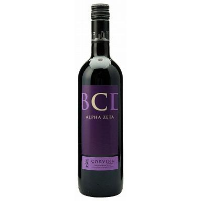 """【ラッキーシール対応】母の日 ギフト """"C""""コルヴィーナ アルファ・ゼータ 赤 750ml 12本 イタリア ヴェネト 赤ワイン コンビニ受取対応商品 ヴィンテージ管理しておりません、変わる場合があります"""