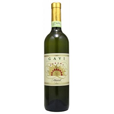 【ラッキーシール対応】母の日 ギフト ガヴィ・アウロラ ロベルト・サロット 白 750ml 12本 イタリア ピエモンテ 白ワイン 送料無料 コンビニ受取対応商品 ヴィンテージ管理しておりません、変わる場合があります