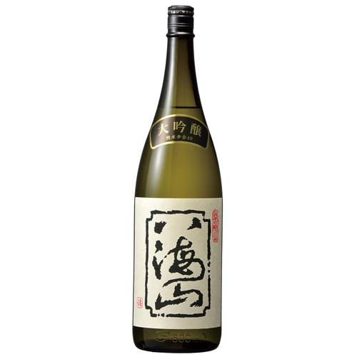 【ラッキーシール対応】お歳暮 ギフト 八海山 大吟醸 瓶 1.8L  6本 新潟県 八海山 日本酒 ケース販売 送料無料
