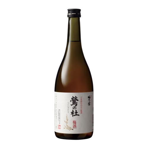 【ラッキーシール対応】母の日 ギフト 梅乃宿 鶯の杜 720ML 12本 奈良県 梅乃宿酒造 リキュール ケース販売