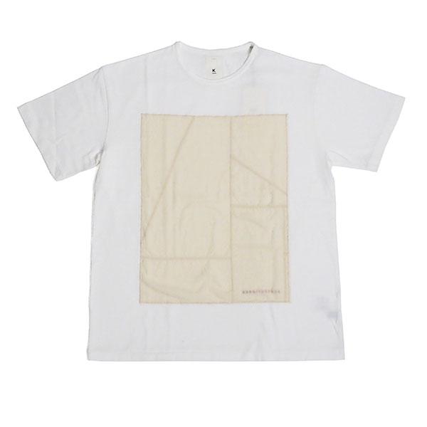 KURO/クロ/963060-1/ARCHITECTURAL SWITCHING S/S TEE