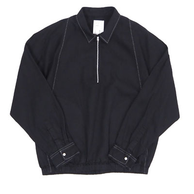 KURO/クロ/962879/ZIP UP DOLMAN SLEEVE BLOUSON