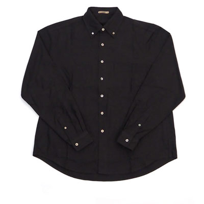 LA MONDラモンド/LM-S-040/OX WIDE SHIRT JACKET