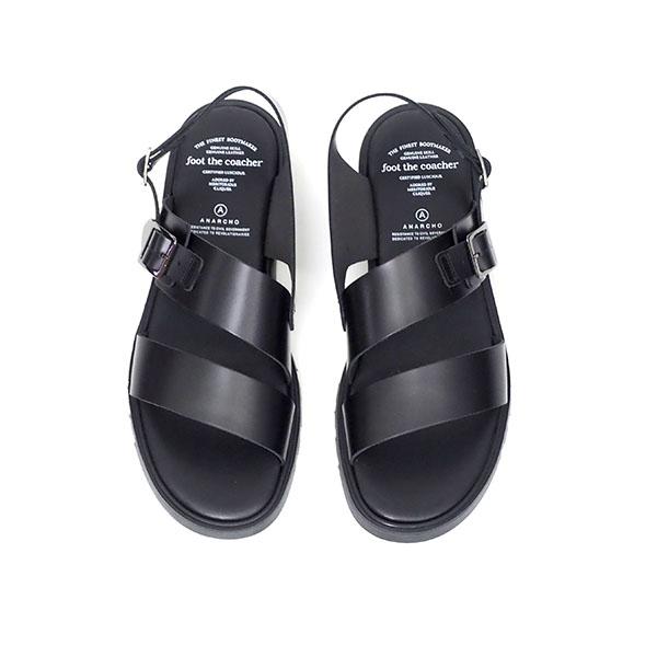 foot the coacher/フットザコーチャー/FTC1712003/S.S.BELT SANDALS