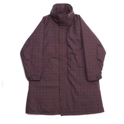 UNITUS/ユナイタス/UTSFW19-J02/Batting Coat Plaid Check