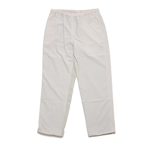rajabrooke/ラジャブルック/RB_3_003NYLON CHAMBRAY PANTS