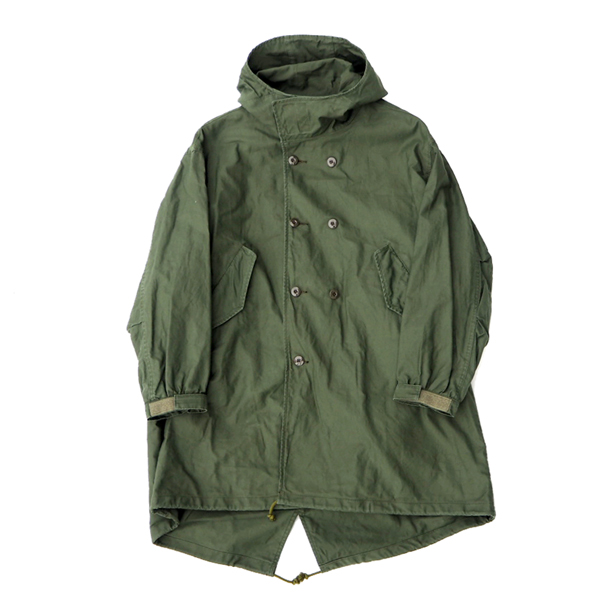 【MR.OLIVE:ミスターオリーブ】M-17338TURPAN CORD SULFIDE /BIG SILHOUETTE DOUBLE MODS COAT【smtb-TK】