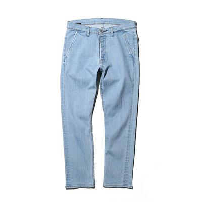 【Mr.Olive:ミスターオリーブ】M-6146 /SUPER STRETCH DENIM /BREACH WASH ANKLE CUT SLIM PANTS[スーパーストレッチブリーチウォッシュアンクルカットスリムパンツ]【smtb-TK】