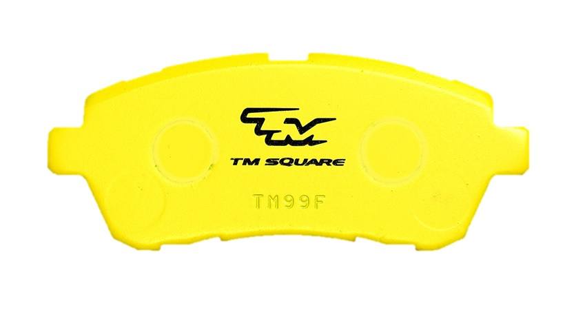 TM-SQUARE TMスクエア ストリート ブレーキ パッド スイフト ZC33S フロント