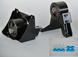 TM-SQUARE TMスクエア スズキ スイフト ZC32S エンジンマウント 2点 + シフトカラーセット