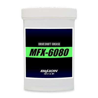 ビリオン BILLION OILS MFX-6080 ドライブシャフト専用グリース
