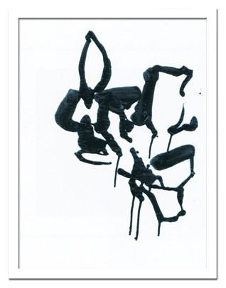 絵画 インテリア おしゃれ 壁掛け アート ポスター Cedric Chauvelot Fleur 2007 ホテル 病院 事務所 応接室 会議室 待合室