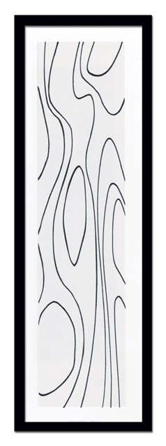 絵画 インテリア おしゃれ 壁掛け アート ポスター Ernesto Riga Senza titolo 2006 ホテル 病院 事務所 応接室 会議室 待合室