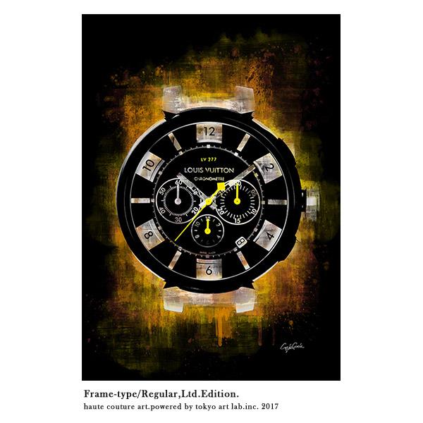 アートポスター フレーム付き ブランド ポップアート Identity 絵画 インテリア おしゃれ 壁掛け アートフレームREGULAR 540mm 690mm