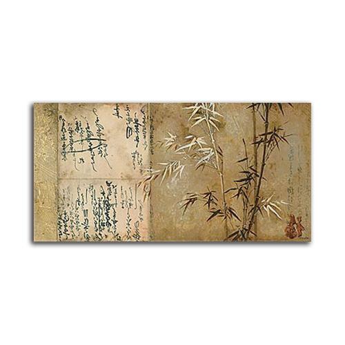 絵画 和モダン 大型 高級 Notes From The Past IV SIZE 1800*900mm 壁掛け 装飾 絵 壁絵 インテリア