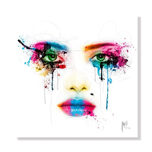 PLEXIGLAS Colors SIZE 890x890mm 絵画 インテリア アート モダン おしゃれ 壁 絵 ポップアート アクリル ビビッド /上位モデル