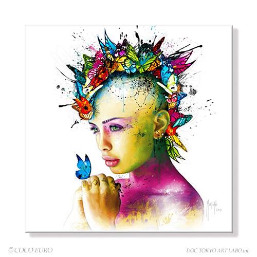 PLEXIGLAS Power of Love SIZE 890x890mm 絵画 インテリア アート モダン おしゃれ 壁 飾り 絵 ポップ アクリル カラフル ビビッド /上位モデル