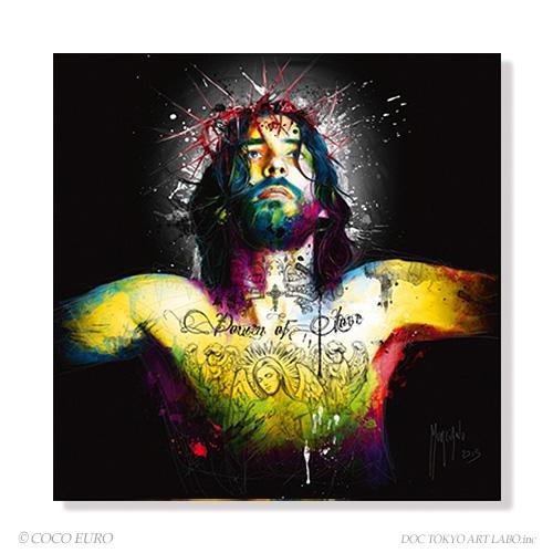 PLEXIGLAS Requiem for Love SIZE 890x890mm 絵画 インテリア アート モダン おしゃれ 壁 飾り 絵 ポップ アクリル カラフル ビビッド /上位モデル