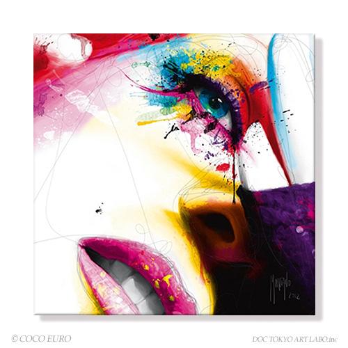 PLEXIGLAS Sensual Colors SIZE 890x890mm 絵画 インテリア おしゃれ 壁掛け 絵 ポップアート ビビッド /上位モデル