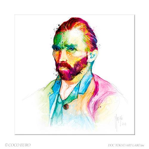 PLEXIGLAS van Gogh SIZE 890x890mm 絵画 インテリア 装飾 店舗内装 アート モダン おしゃれ 壁 絵 【上位モデル 最高級マテリアル】正規品 PLEXIGLASS VIVID