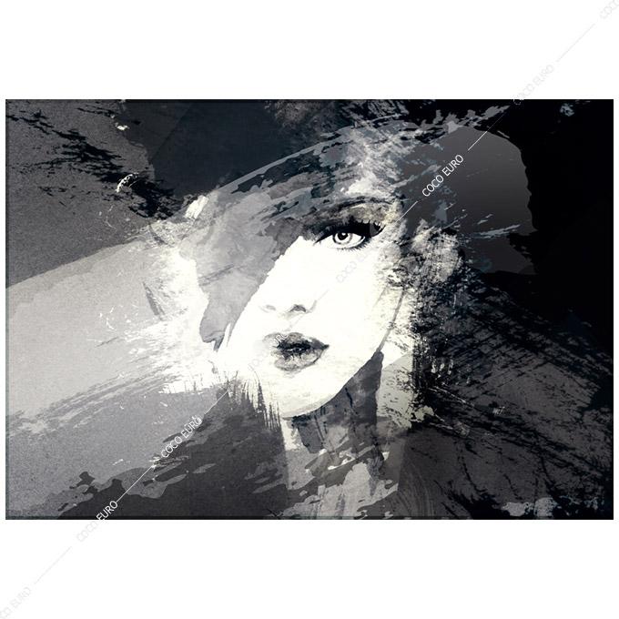 絵画 モダン PLEXIGLAS Mode abstraite4 SIZE mm 1250*1750 アート 装飾 壁 絵 ココ コブラアート上位モデル 高級 フレームレスアート