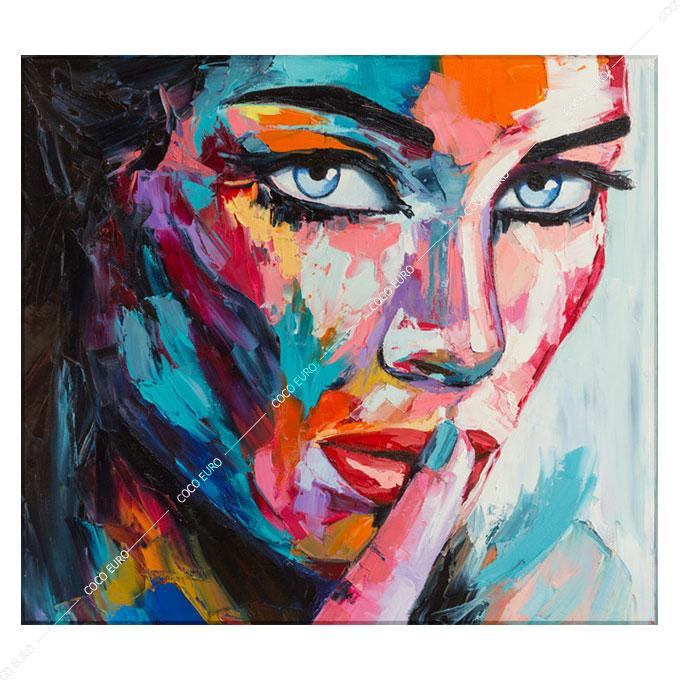 絵画 おしゃれ PLEXIGLAS Colorful Emotions SIZE mm 1200*1050 アート 装飾 壁 絵 ココ コブラアート上位モデル 高級 フレームレスアート