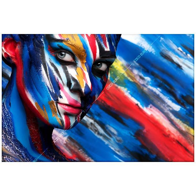 絵画 壁掛け モダン StripeS1 SIZE/mm 1350*2000 おしゃれ 絵 インテリア コンドミニアム リビング 寝室 玄関 壁に飾る絵