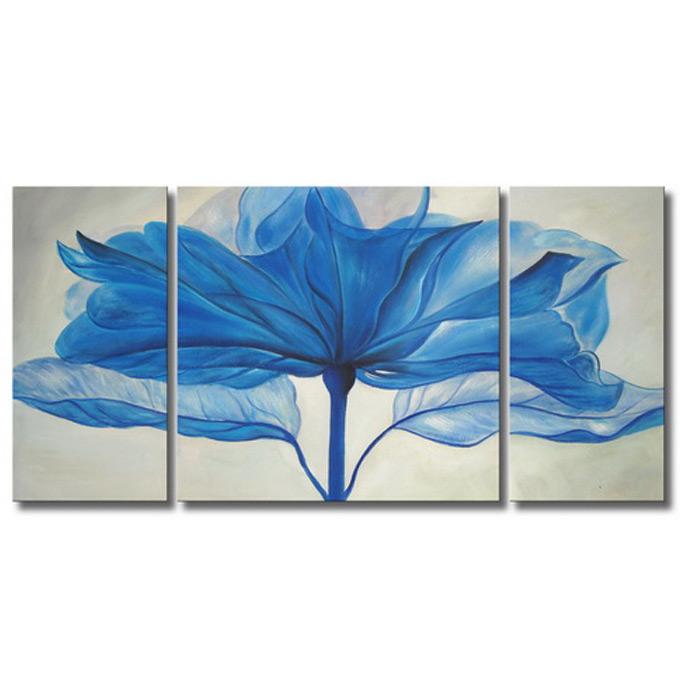 【SALE対象品】 絵画 フローラル アート 花柄 3枚組 W800mm ハーフサイズ 一般住宅向絵画 壁掛け インテリア 抽象アート 花柄 和風 和モダン等 約400種を取扱住空間のリニューアル リフォーム等へ