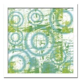 Erin Clark/UniverseW560×H560×D15mmデザイナーズアート 店舗装飾 室内装飾絵画 インテリア デザイン MOMA 額入り 壁掛け 完成品内装用インテリアモダンリビング ベッドルーム ダイニング アートラボセレクト