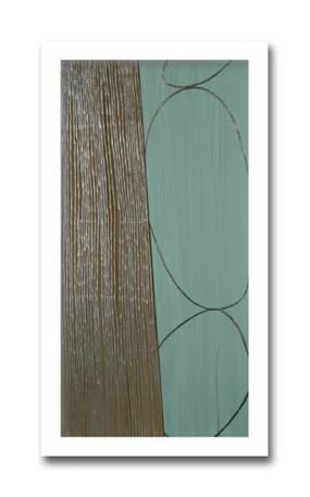 Marilu Datali Hartnett/Third Journey VIIW350×H650×D15mmデザイナーズアート 店舗装飾 室内装飾絵画 インテリア デザイン MOMA 額入り 壁掛け 完成品内装用インテリアモダンリビング ベッドルーム ダイニング アートラボセレクト