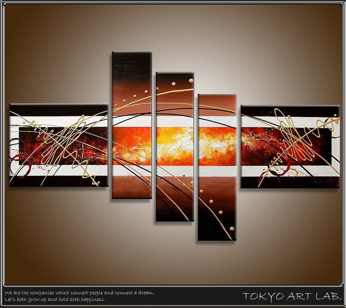 Abstract Paintings Painting Oil Painting Art Writer At This Price In Your  Room! Decorate The Office Living Dining Kitchen Entrance Wall Hanging  Painting Org ...