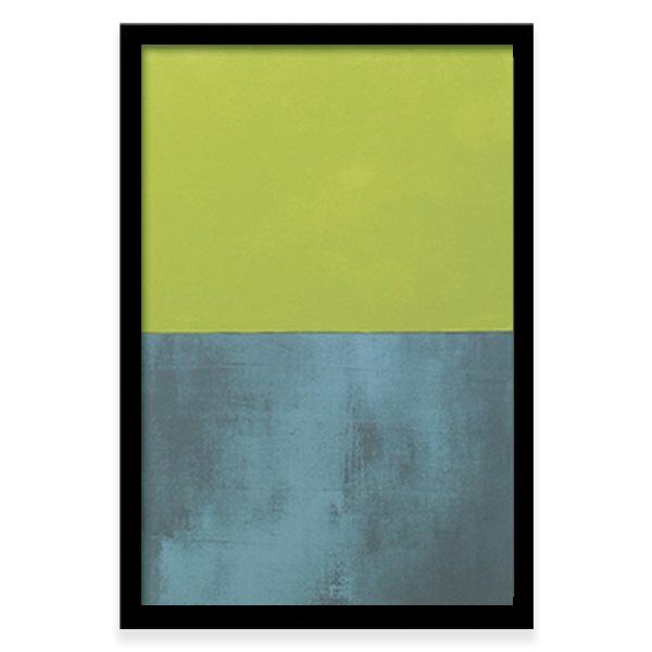 絵画 VLADO FIERI/Monochrome Yellow,2005壁掛け インテリア 絵 おしゃれ 壁絵 飾り 装飾 壁 写真 アート 額入りクリニック カフェ ヴィラ ゲストルーム