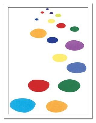 絵画 インテリア 抽象 大型 アート ポスター MontielAnne/Sans titre 2008おしゃれ 壁掛け 額絵 壁絵 応接室 病院 ホール ロビー