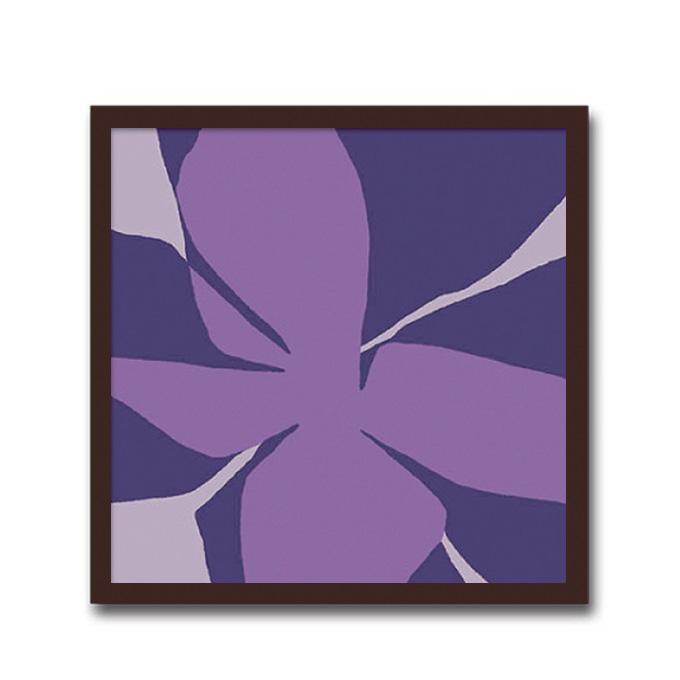 絵画 インテリア モダン NICOLAS LE BEUAN BENIC/Flowers4 壁掛け アートポスター 額入り 額付き 壁 飾る 絵 モダン おしゃれ 大きいサイズ 額絵
