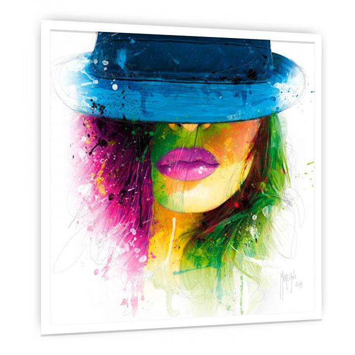 Coralie2 絵画 インテリア 壁掛け アート 額入り ポスター アートポスター アートフレーム デザイナーズ ビビッド
