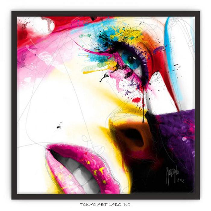 絵画 インテリア アートポスター SensualColors 壁掛け 額入り 額付き 壁 飾る 絵 モダン おしゃれ 大きいサイズ 額絵 有名 カラフル おすすめ
