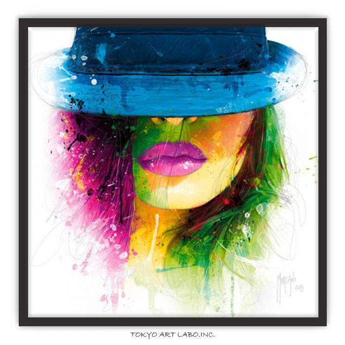絵画 インテリア アート ポスター おしゃれ/Coralie2/ セクシー 絵 壁掛け ポスター おすすめ アート ブランド セレブ サロン ラウンジ