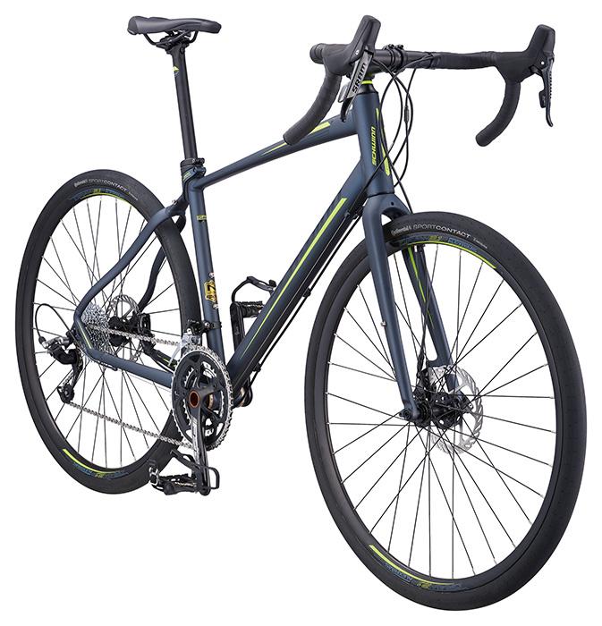 【整備済】【30%OFF】2017 SCHWINN(シュウィン)VANTAGE RX1 アルミロードバイク 在庫限り