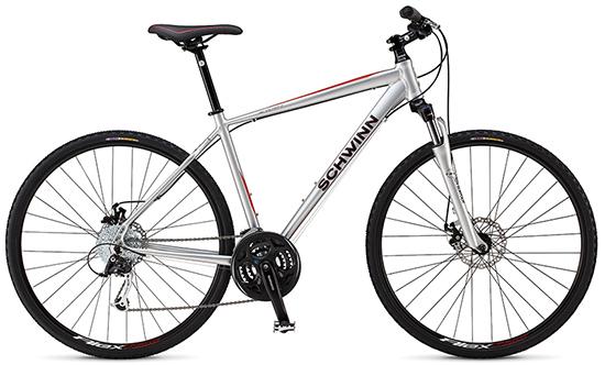 【整備済】2014 SCHWINN(シュウィン)SEARCHER 2 クロスバイク 在庫限り