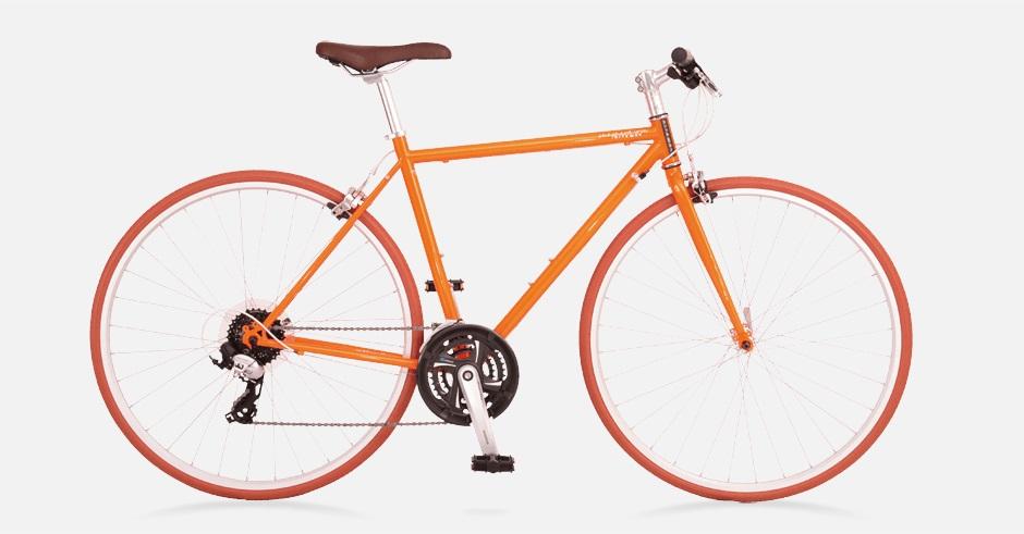 【整備済】【40%OFF】2016 RITEWAY(ライトウェイ)SHEPHERD IRON F(シェファードアイアンF)クロスバイク 在庫限り