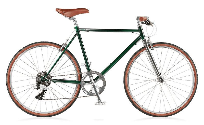 【整備済】【10%OFF】2018 RITEWAY(ライトウェイ)STYLES(スタイルス) クロスバイク 在庫限り