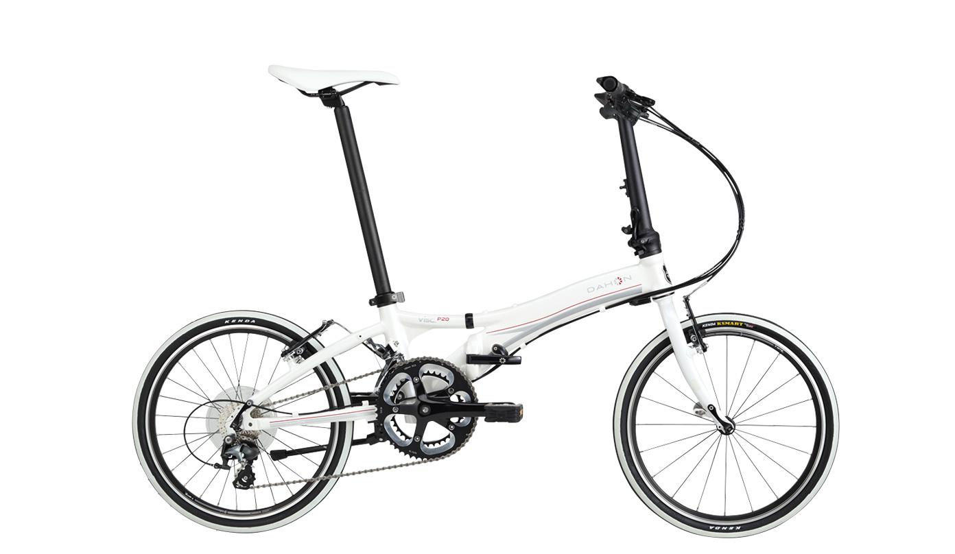 【整備済】2016DAHON(ダホン)VISC P20(ビスクP20) 折りたたみ自転車 在庫限り