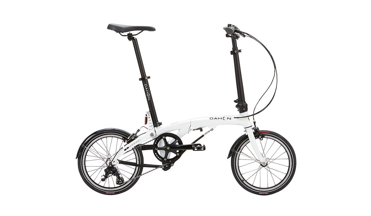 【整備済】【30%OFF】2018 DAHON(ダホン)EEZZ D3(イージーD3)CLOUD WHITE 折りたたみ自転車 在庫限り