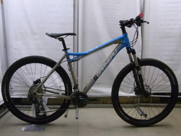 【整備済】2014 GARNEAU(ガノー)(ルイガノ)XCB7.5 500mm アルミマウンテンバイク 【アウトレット】 在庫限り