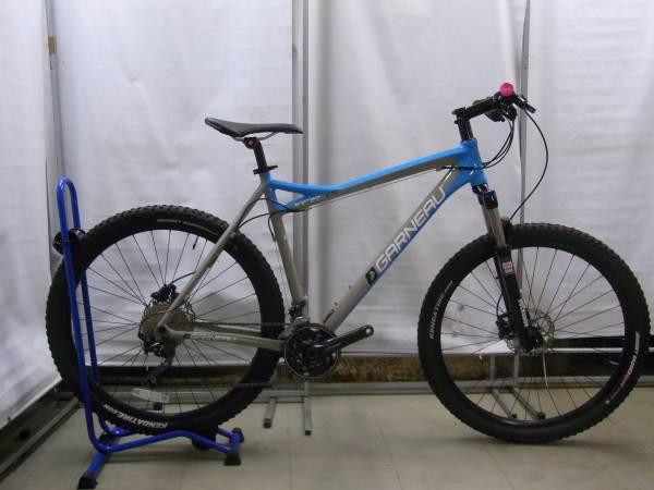 【整備済】2014 GARNEAU(ガノー)(ルイガノ)XCB7.5 アルミマウンテンバイク 【アウトレット】 在庫限り