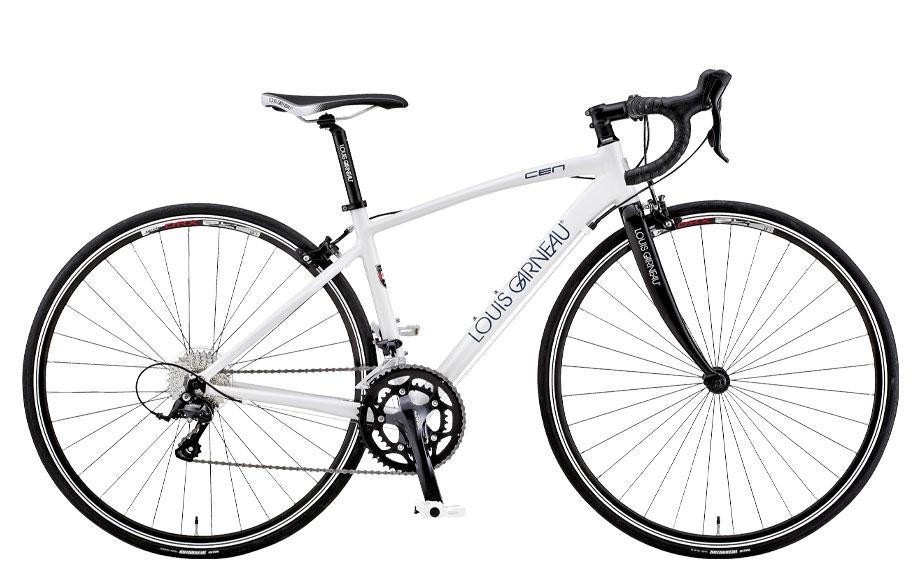 【整備済】【30%OFF】2015 LOUIS GARNEAU(ルイガノ)LGS-CEN 軽量ロードバイク 在庫限り