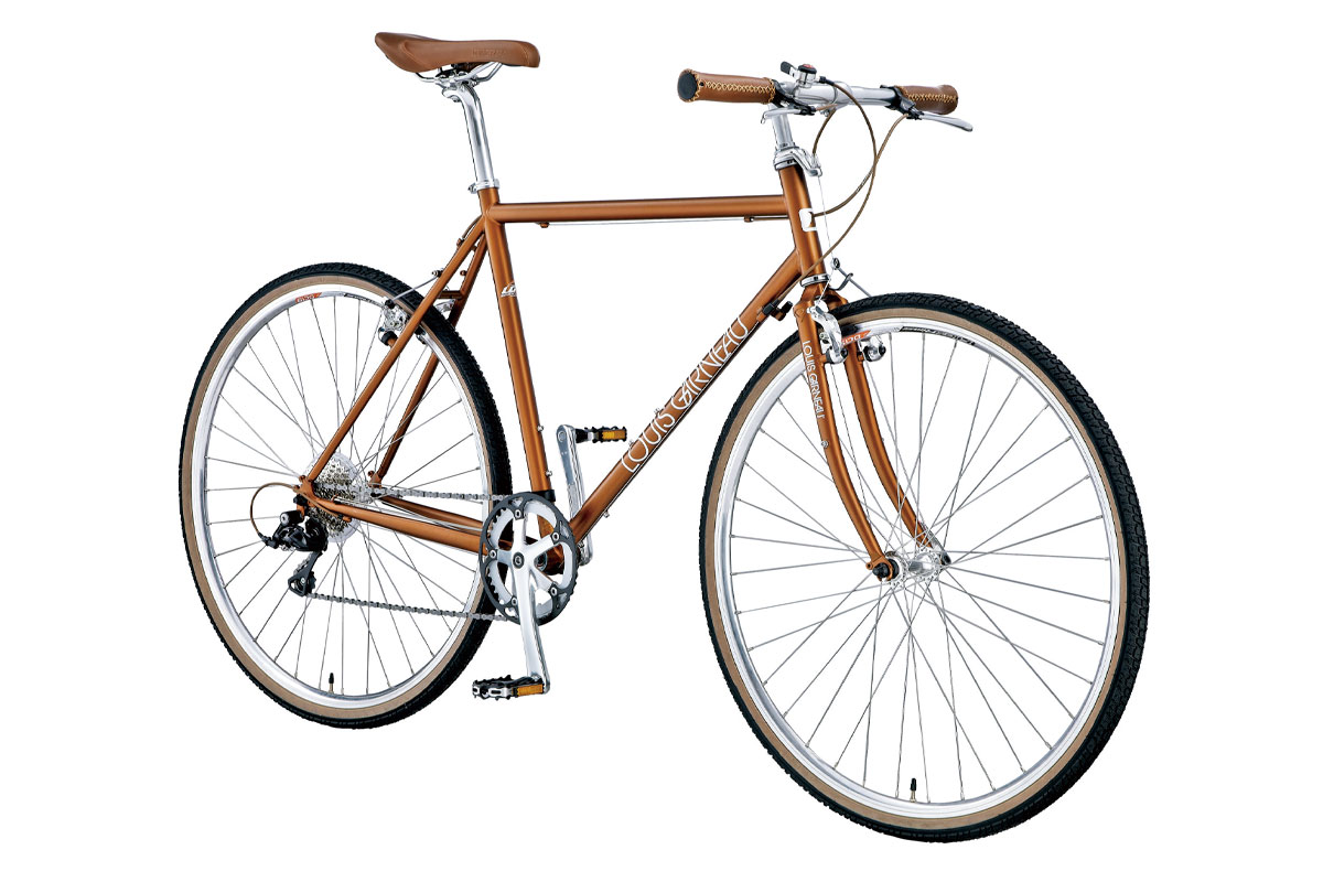 【整備済】【30%OFF】2014 LOUIS GARNEAU(ルイガノ)LGS-BTN クロスバイク 在庫限り