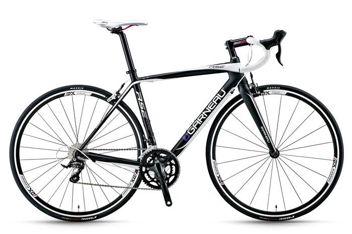 【整備済】2013 GARNEAU(ガノー)RSE カーボンロードバイク 在庫限り